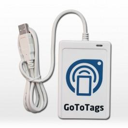 Leitor / Gravador USB ACR122U Mifare