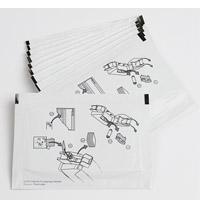 Cartão de Limpeza Datacard