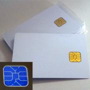 Cartão com Chip Externo 24C16, 16K (ISO 7816)