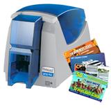 Impressora de cartão Datacard SP 35 - Garantia 6 meses - semi-nova