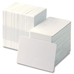 Cart�o PVC CR 80 - 0,25mm branco