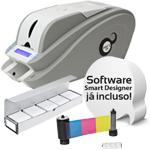 Kit Impressora Smart 50S Single
