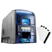 Impressora Datacard SD 260 com Gravador de Tarja Magnética