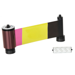 Smart Ribbon BYMCKO (colorido, c/ sublimação)