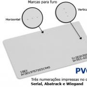 Cartão Proximidade IDEX - ISO - 125Khz